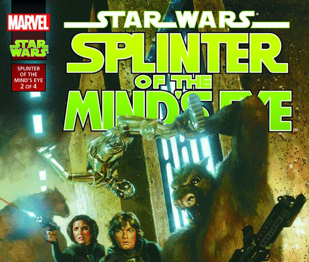 Star Wars: Splinter Of The Mind'S Eye (1995) #2