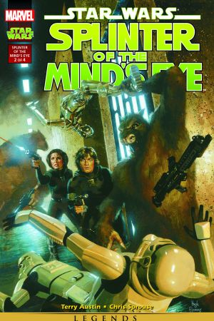 Star Wars: Splinter Of The Mind'S Eye #2