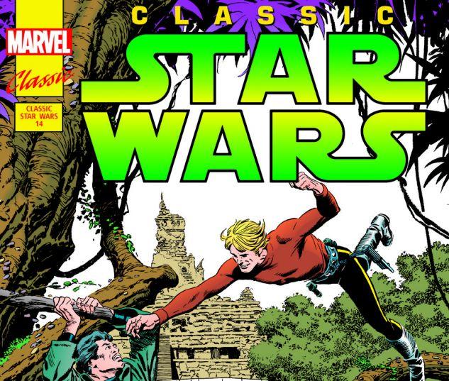 Classic Star Wars (1992) #14