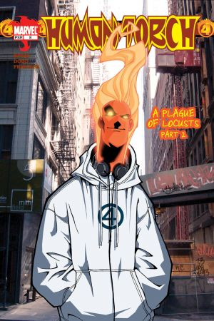 Human Torch (2003) #8