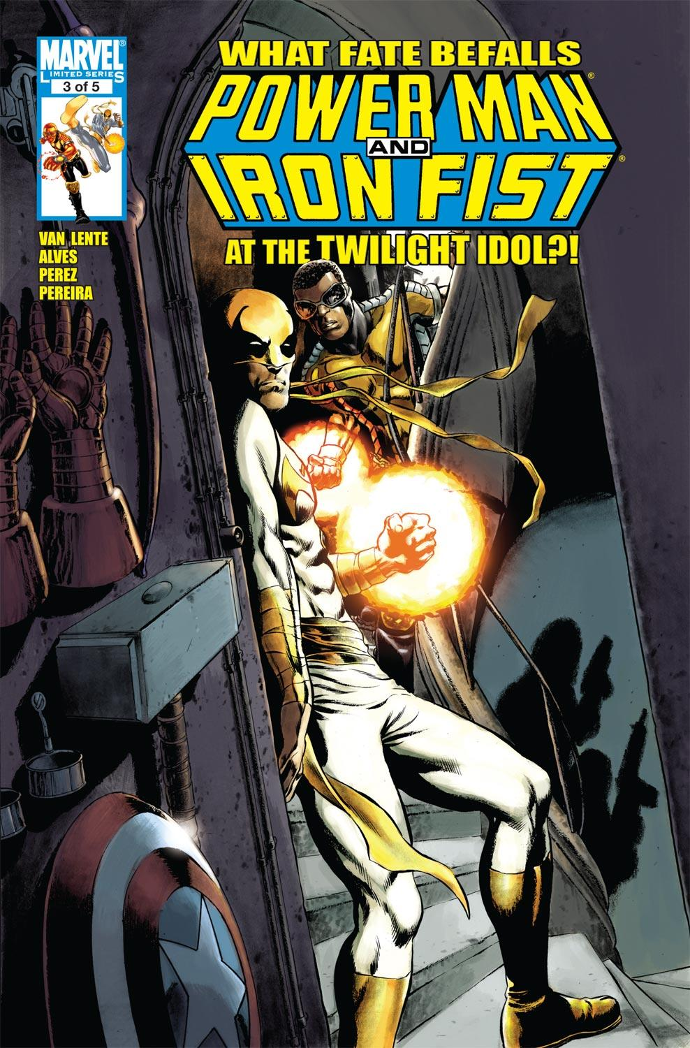 Power Man and Iron Fist (2010) #3