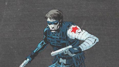 Once Bucky Barnes - Winter Soldier - MARVEL 101
