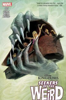 Disney Kingdoms: Seekers of the Weird #5