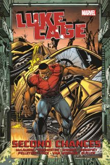 Luke Cage: Second Chances Vol. 2 (Trade Paperback)