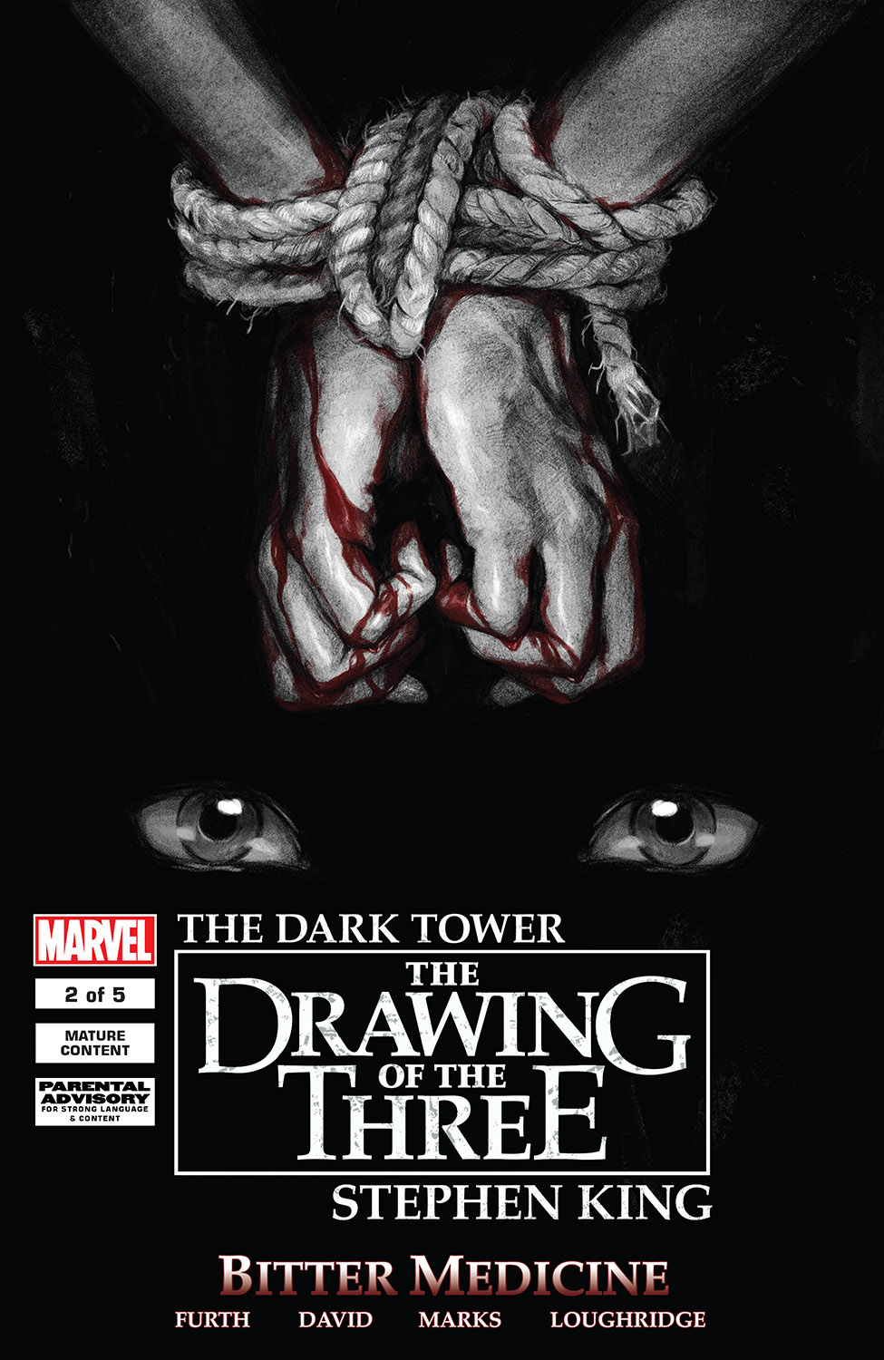 Dark Tower: The Drawing of the Three - Bitter Medicine (2016) #2