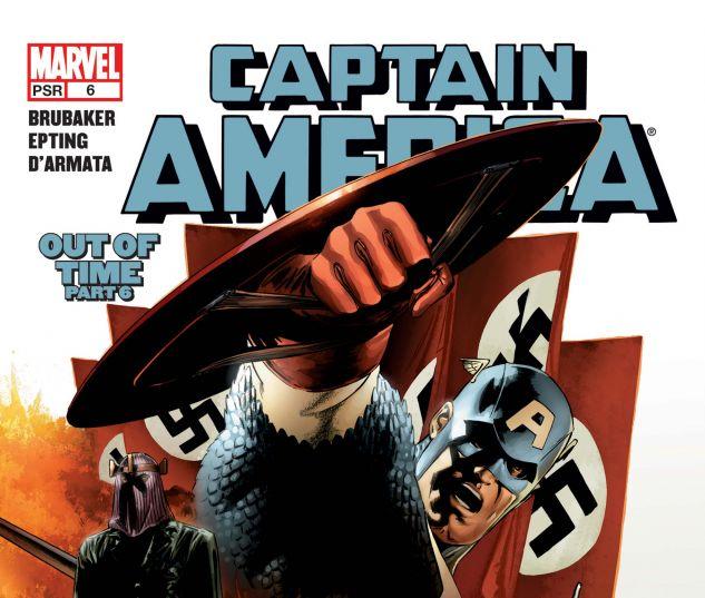 Captain America (2004) #6