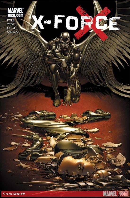 X-Force (2008) #19