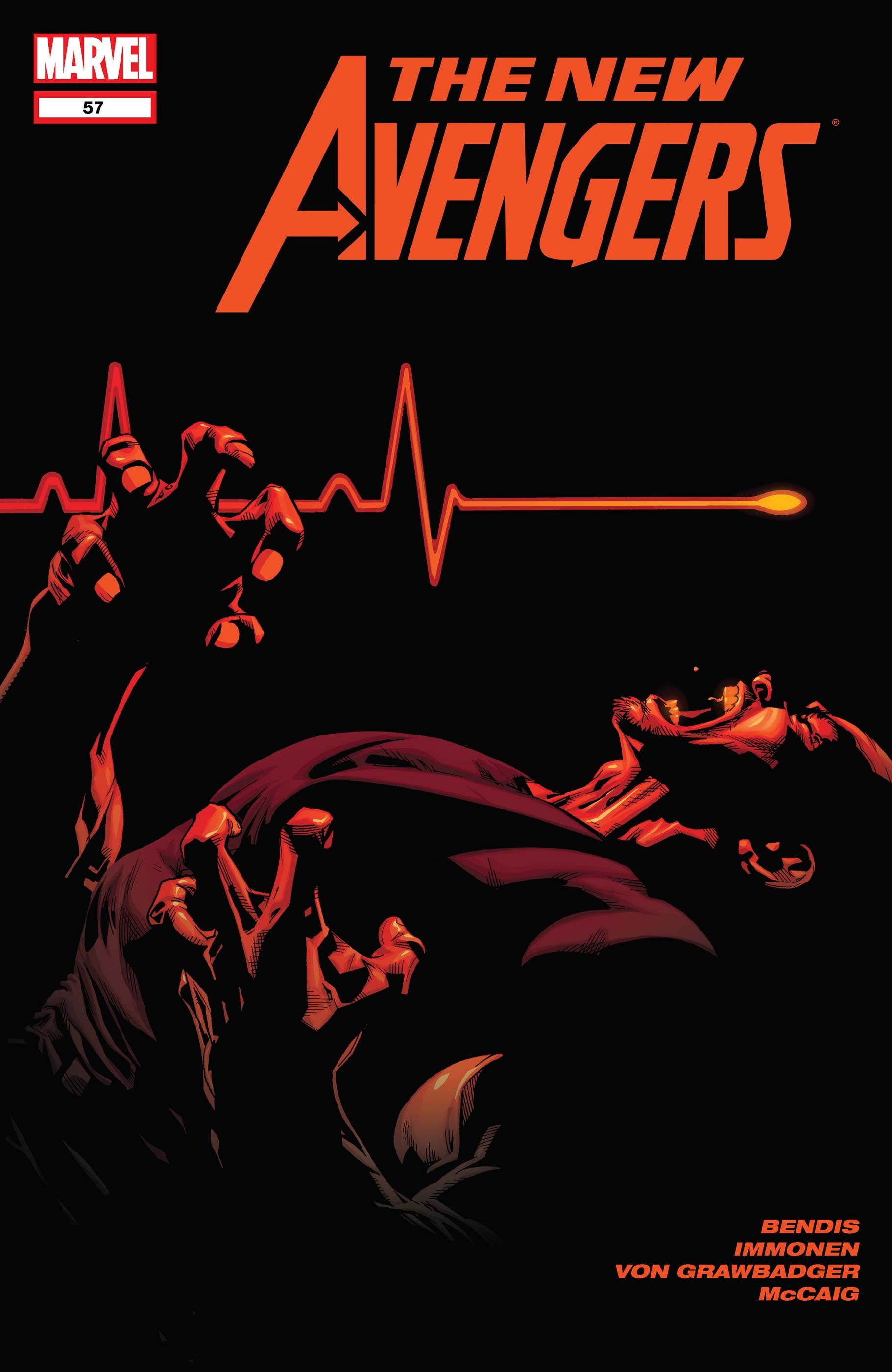 New Avengers (2004) #57