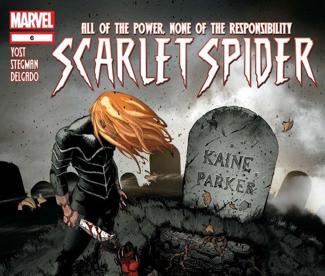 Scarlet spider (2012) #6