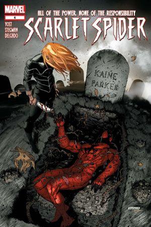 Scarlet Spider #6