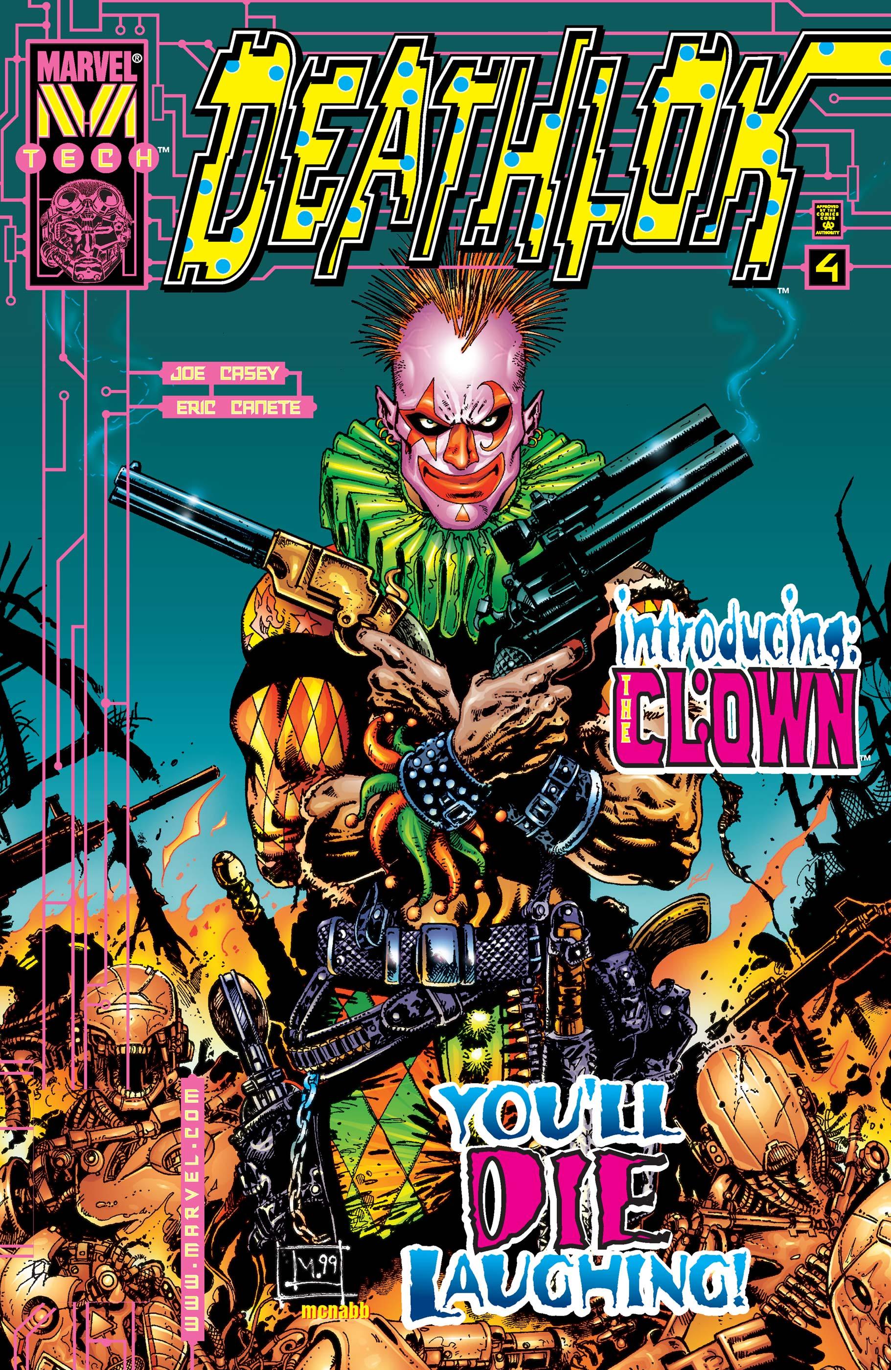 Deathlok (1999) #4