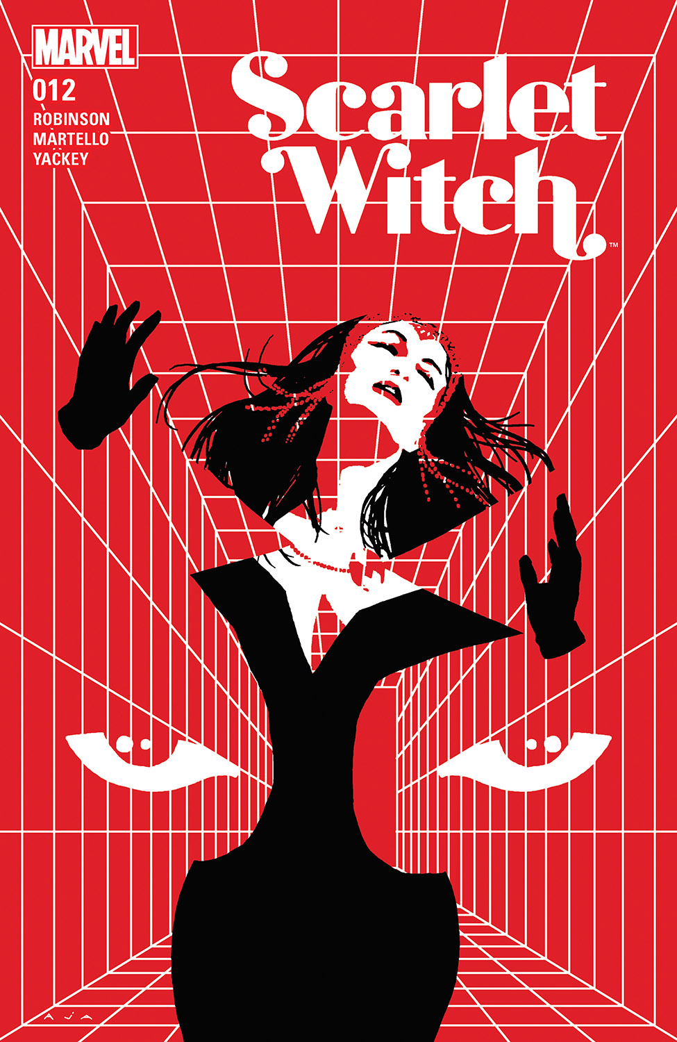 Scarlet Witch (2015) #12