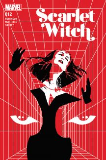 Scarlet Witch #12