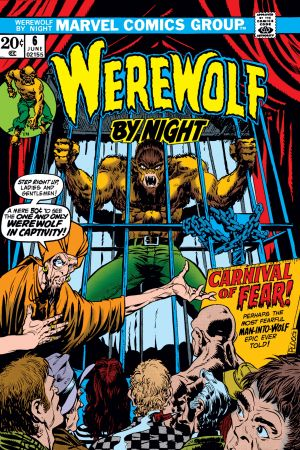 Werewolf By Night (1972) #6