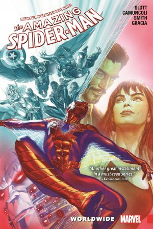 Amazing Spider-Man: Worldwide Vol. 3 (Trade Paperback)