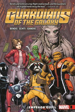 Guardians of The Galaxy: New Guard Vol. 1 - Emperor Quill (Trade Paperback)