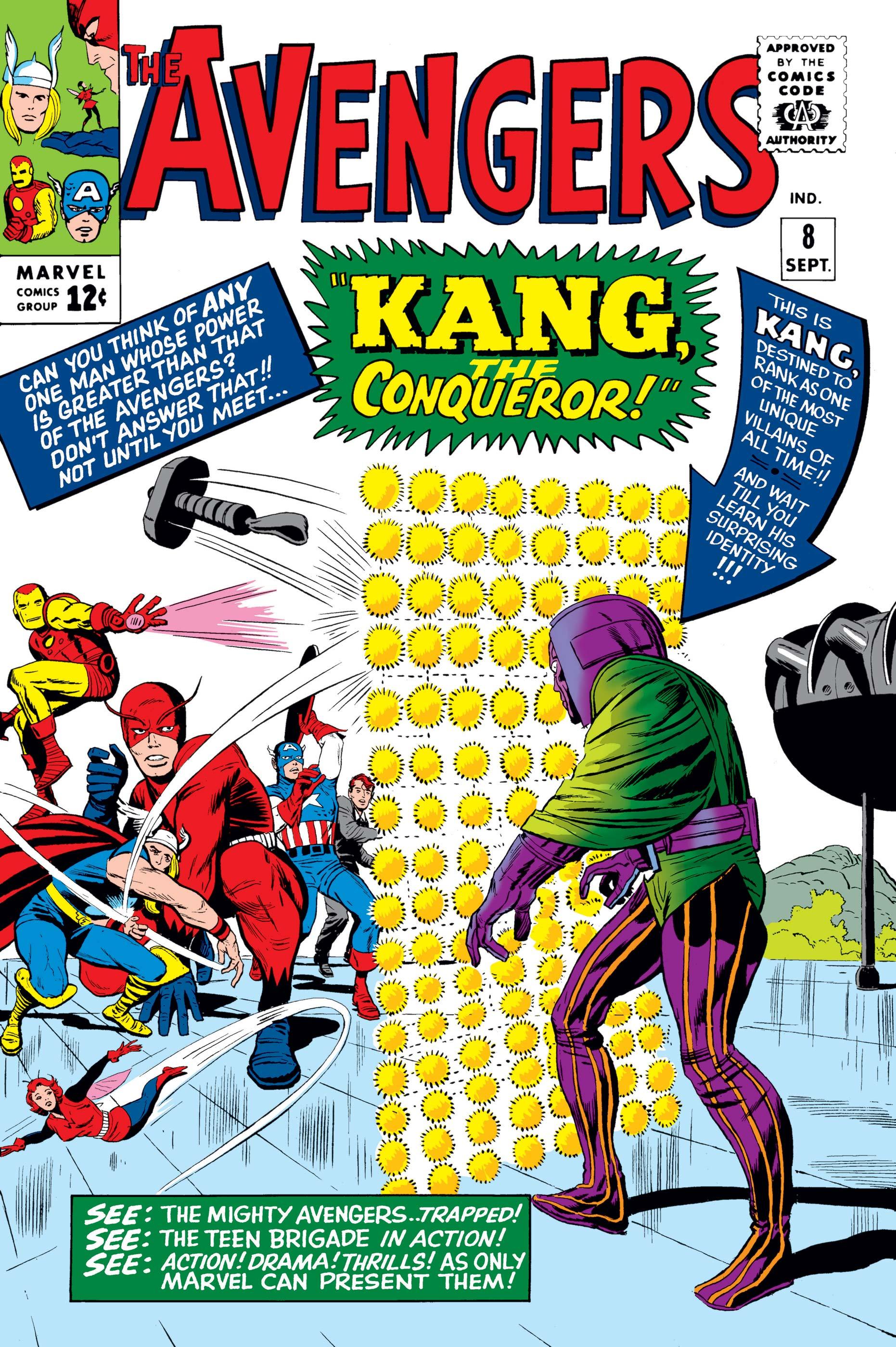 El origen de Kang El Conquistador