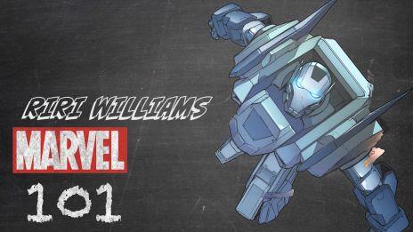 Ironheart – Riri Williams – Marvel 101