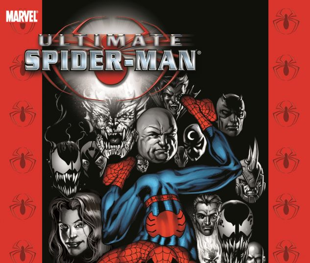 cover Ultimate Spider-Man Vol. 9 HC Premiere (2008)