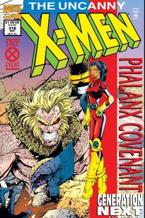Uncanny X-Men (1963) #316