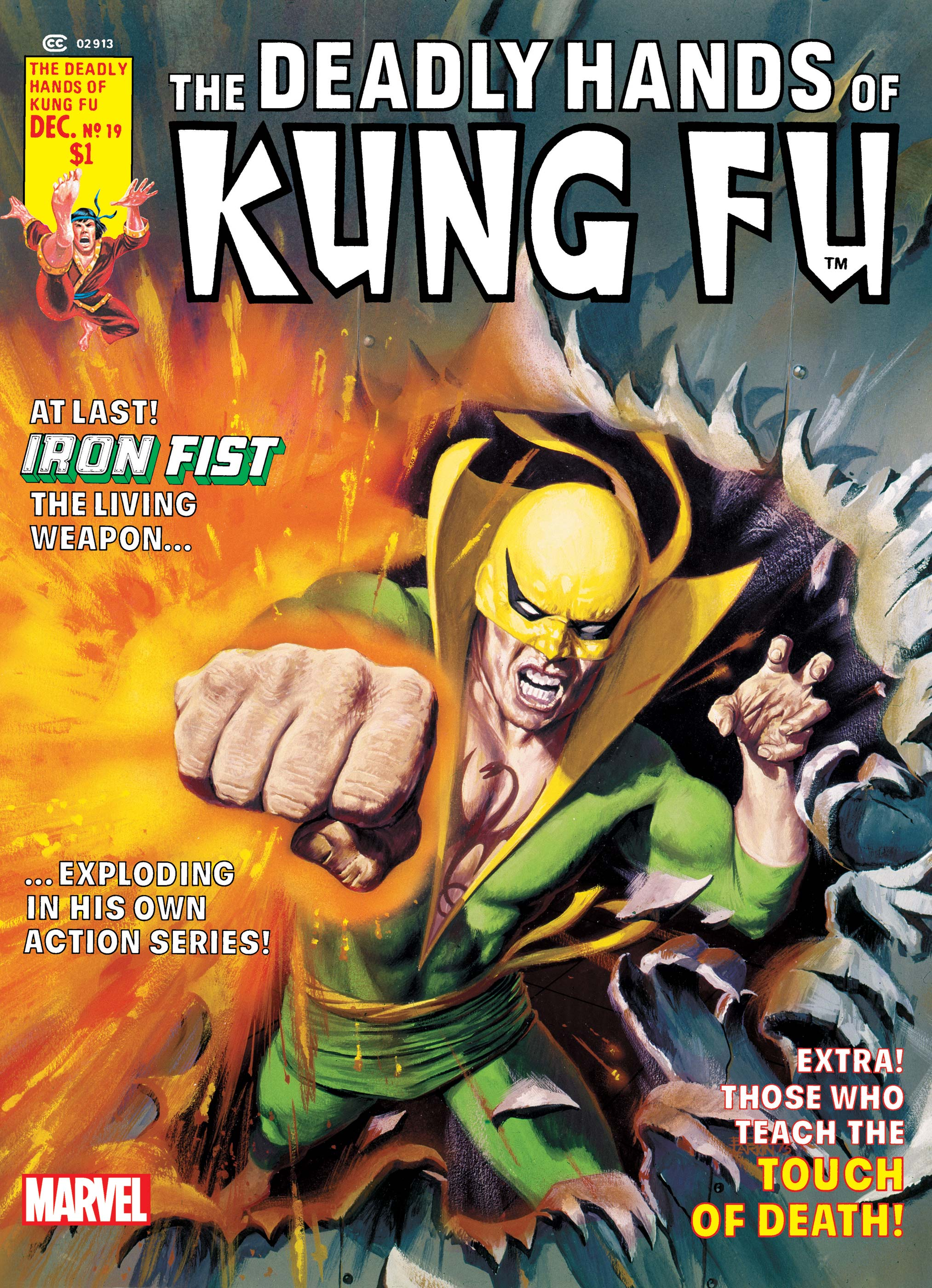 Deadly Hands of Kung Fu (1974) #19