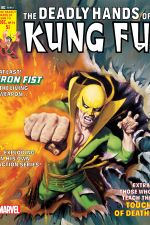 Deadly Hands of Kung Fu (1974) #19 cover