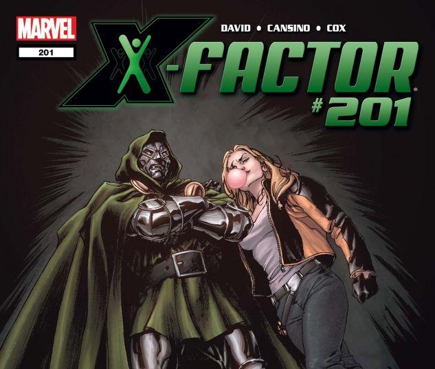 X-FACTOR (2005) #201