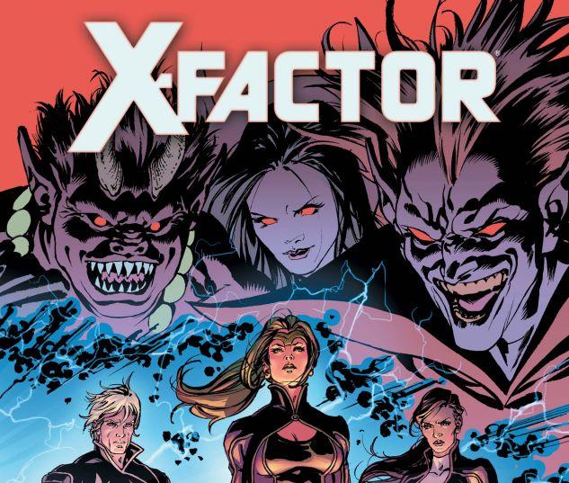 X-Factor (2005) #251