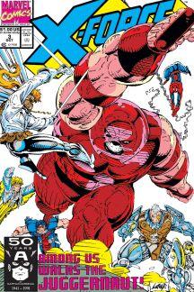 X-Force (1991) #3