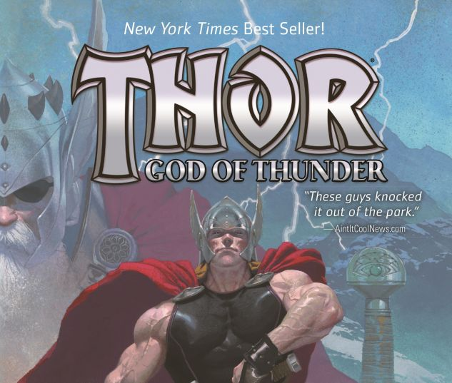 cover from Thor: God of Thunder (2013)