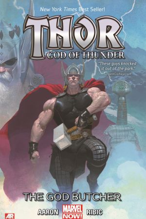 THOR: GOD OF THUNDER VOL. 1 - THE GOD BUTCHER TPB (MARVEL NOW) (Trade Paperback)