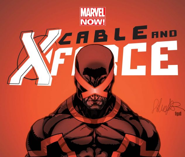 Cable and X-Force (2012) #7