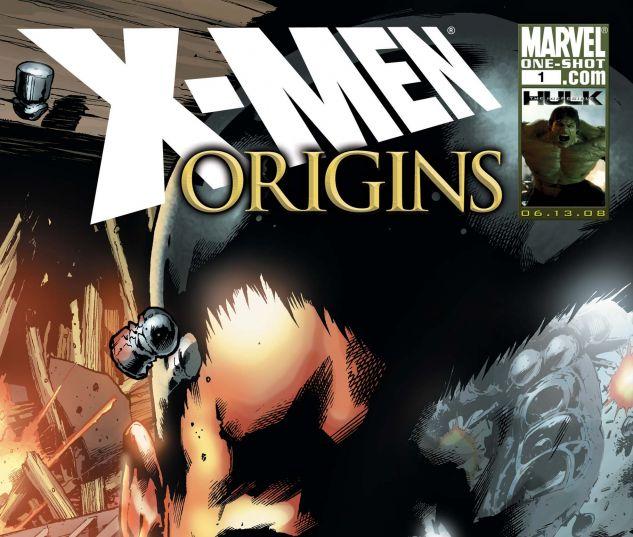 X-Men Origin: Colossus (2008) #1