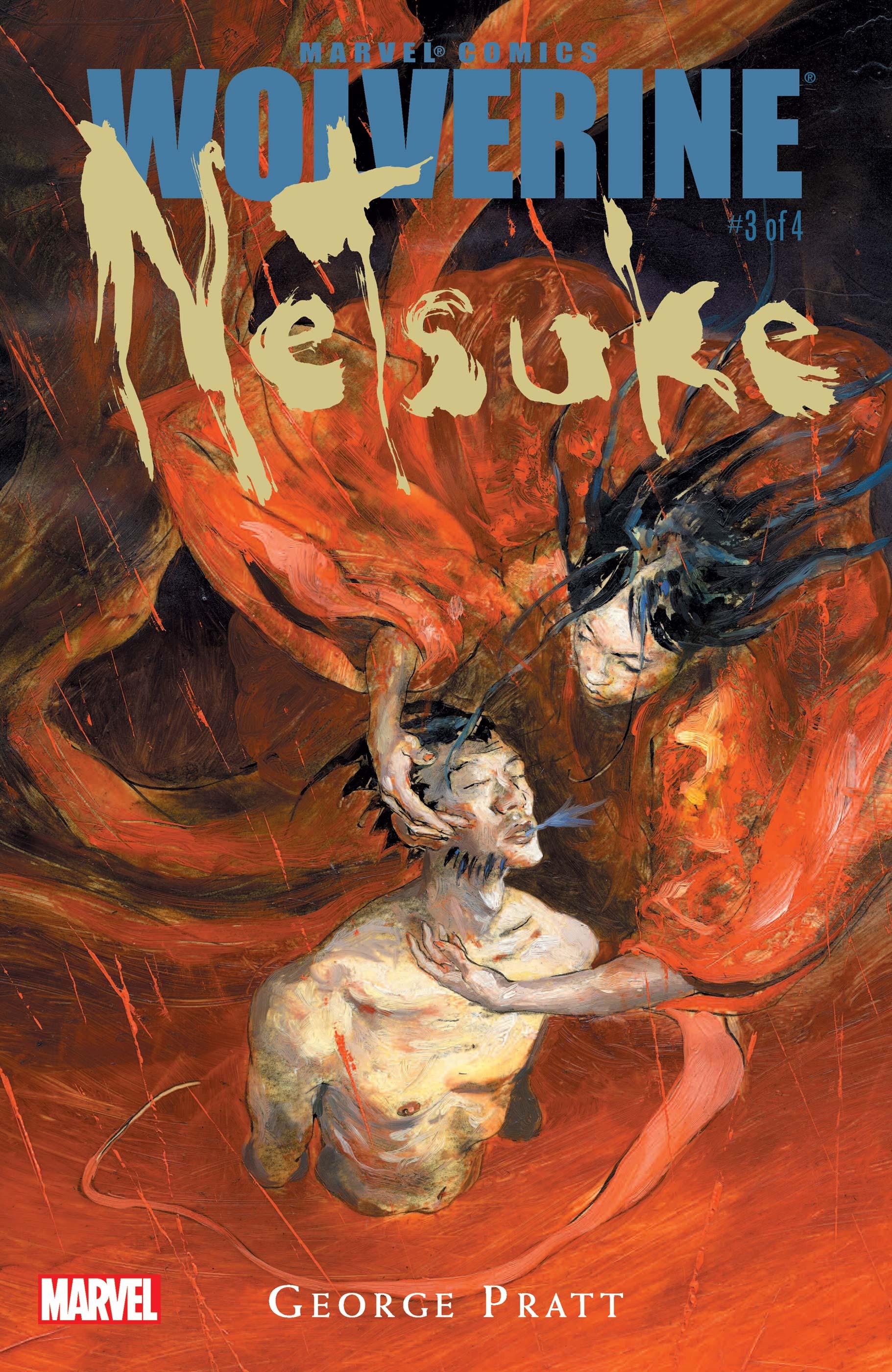 Wolverine: Netsuke (2002) #3