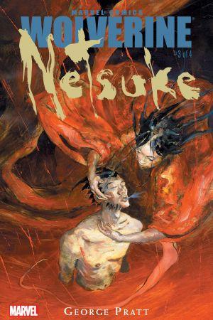 Wolverine: Netsuke #3