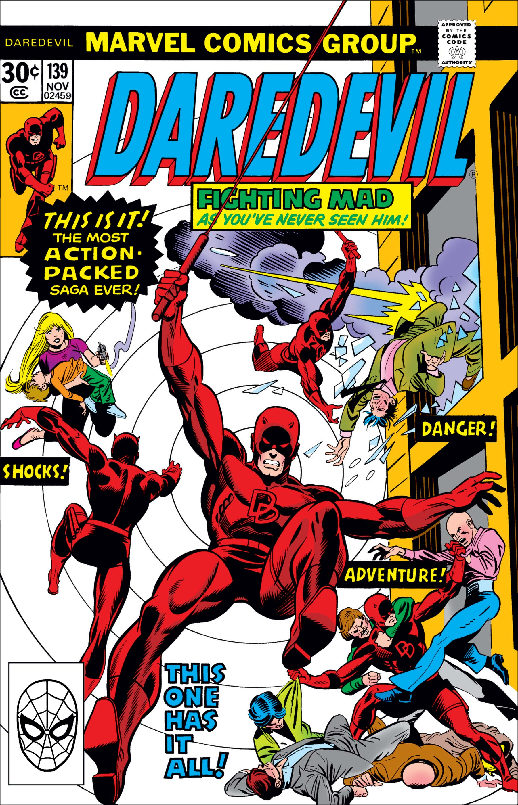Daredevil (1964) #139