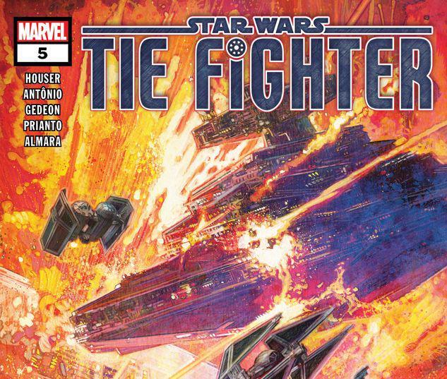 Star Wars: Tie Fighter #5