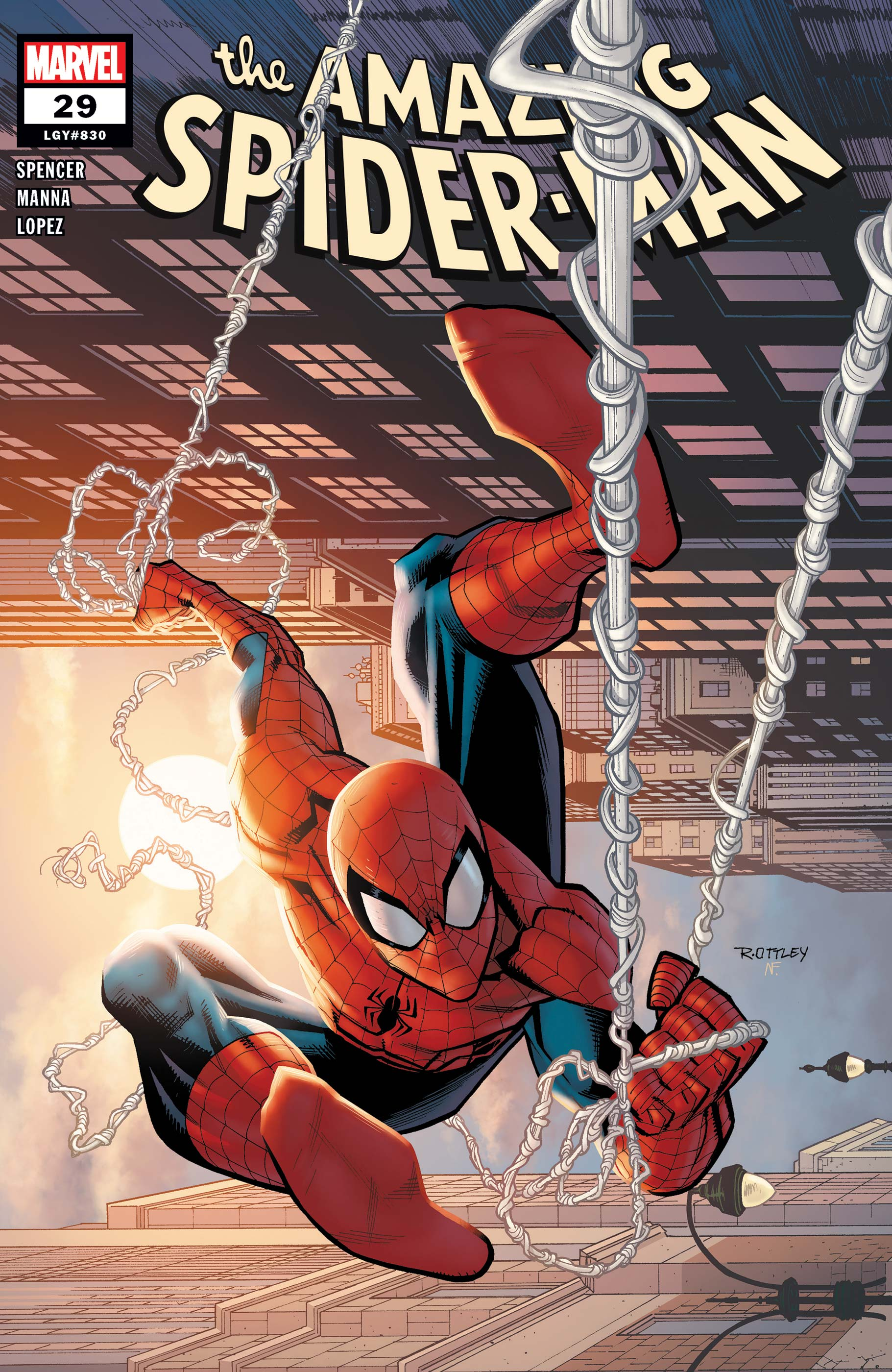 The Amazing Spider-Man (2018) #29