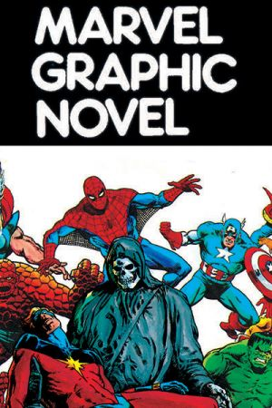 Marvel Graphic Novel (1982 - 1990)