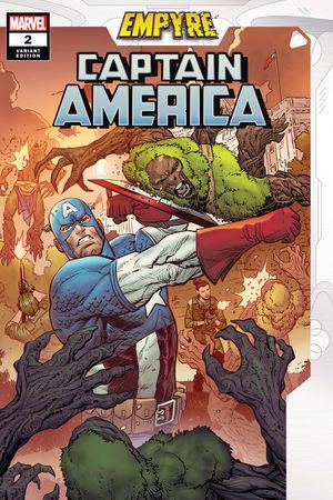 Empyre: Captain America (2020) #2 (Variant)