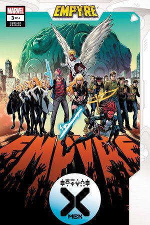 Empyre: X-Men (2020) #3 (Variant)