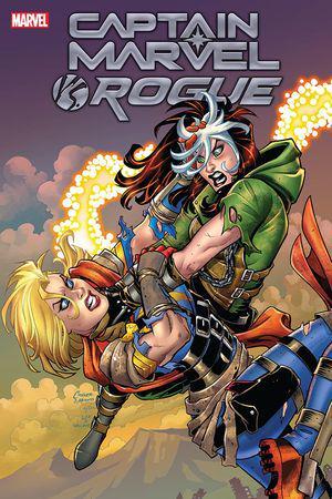 Captain Marvel vs. Rogue (Trade Paperback)