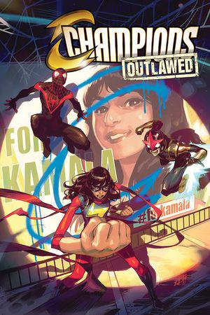 Champions Vol. 1: Outlawed (Trade Paperback)