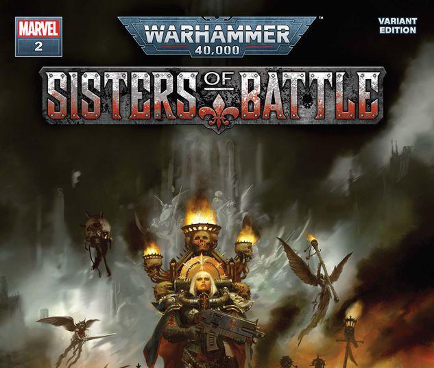 Warhammer 40,000: Sisters of Battle #2