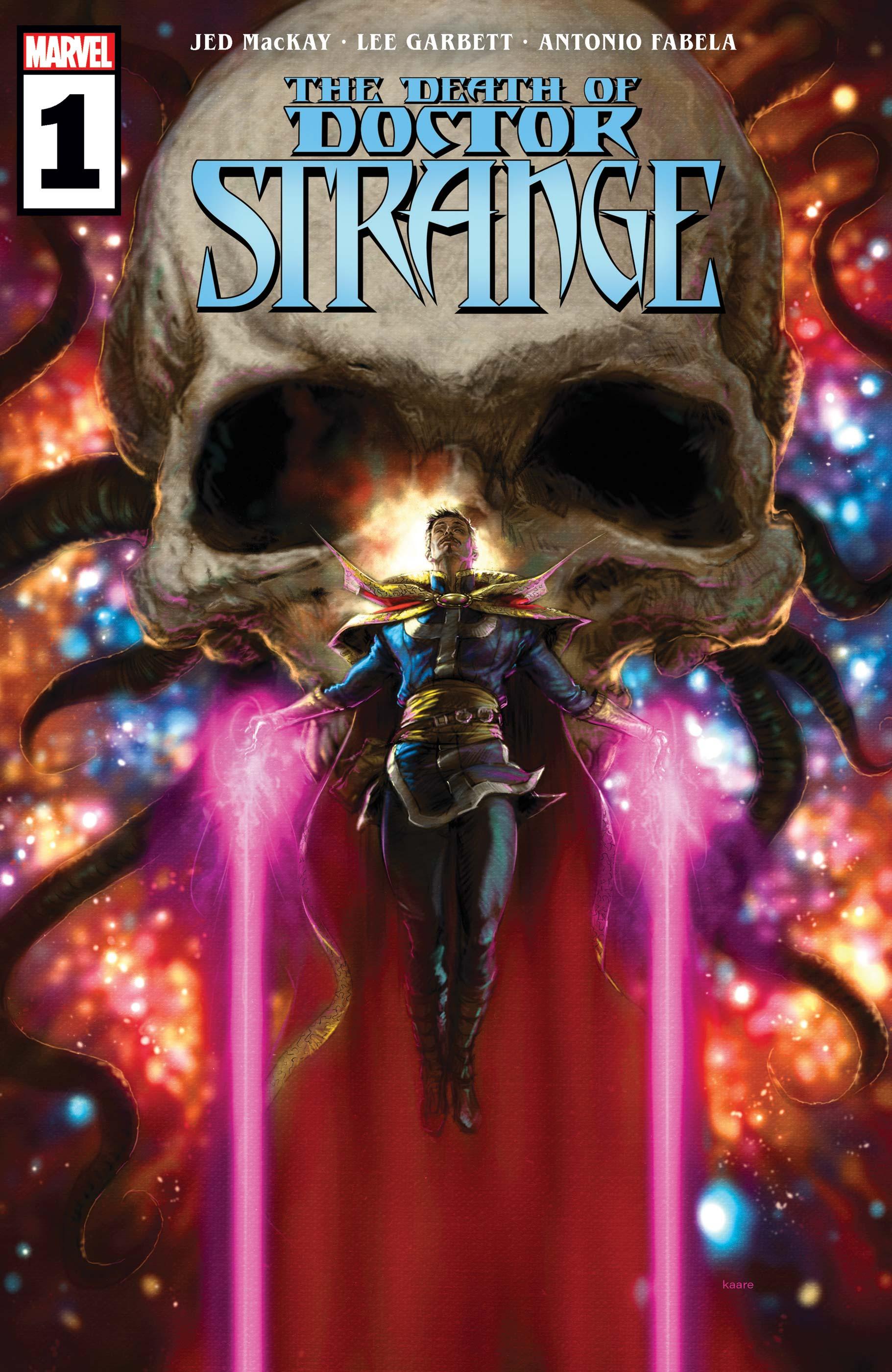 Death of Doctor Strange (2021) #1