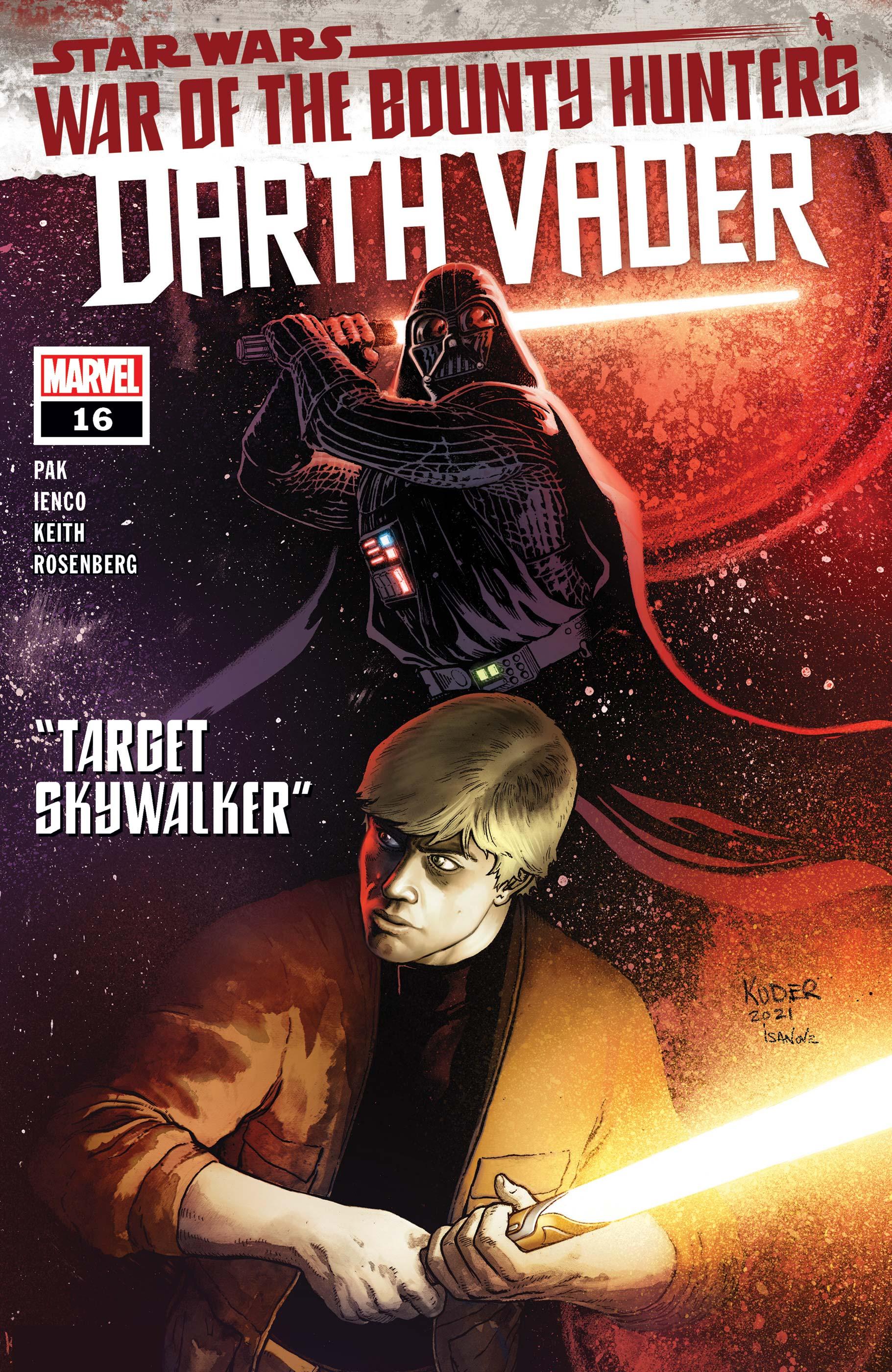 Star Wars: Darth Vader (2020) #16
