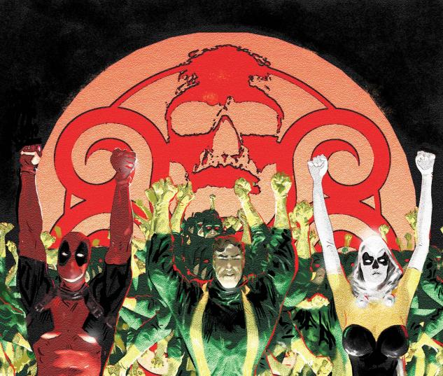 Deadpool Max #10 cover