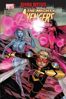 Mighty Avengers #21