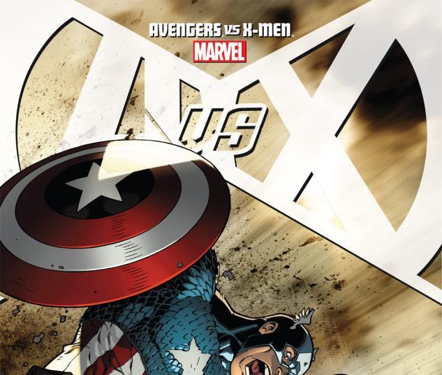 Avengers VS X-Men (2012) #1 (Stegman Variant)