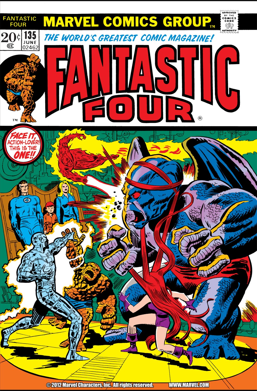 Fantastic Four (1961) #135